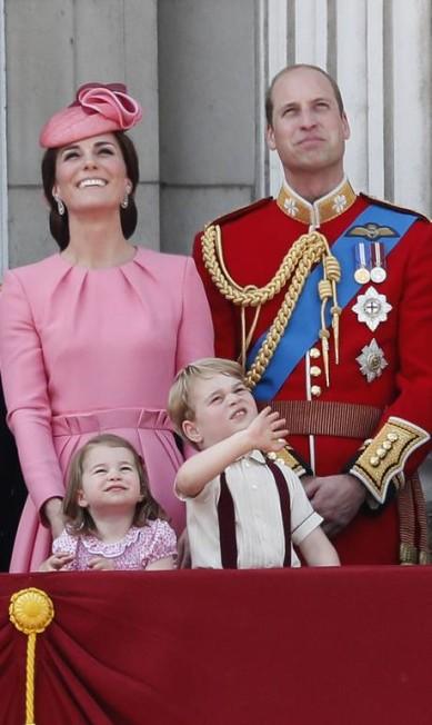 Mais da família real Kirsty Wigglesworth / AP