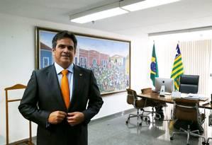 O presidente do PP, senador Ciro Nogueira (PI): Foto: Ailton de Freitas / Ailton de Freitas/6-5-2016