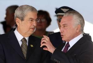 O ministro Antônio Imbassahy atua para manter o PSDB fiel Foto: Givaldo Barbosa / Givaldo Barbosa/9-6-2017