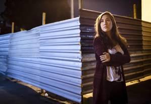 A universitária Maria Luísa Guarisa aplica todos os meses 10% do salário de estágio em uma previdência privada Foto: Leo Martins