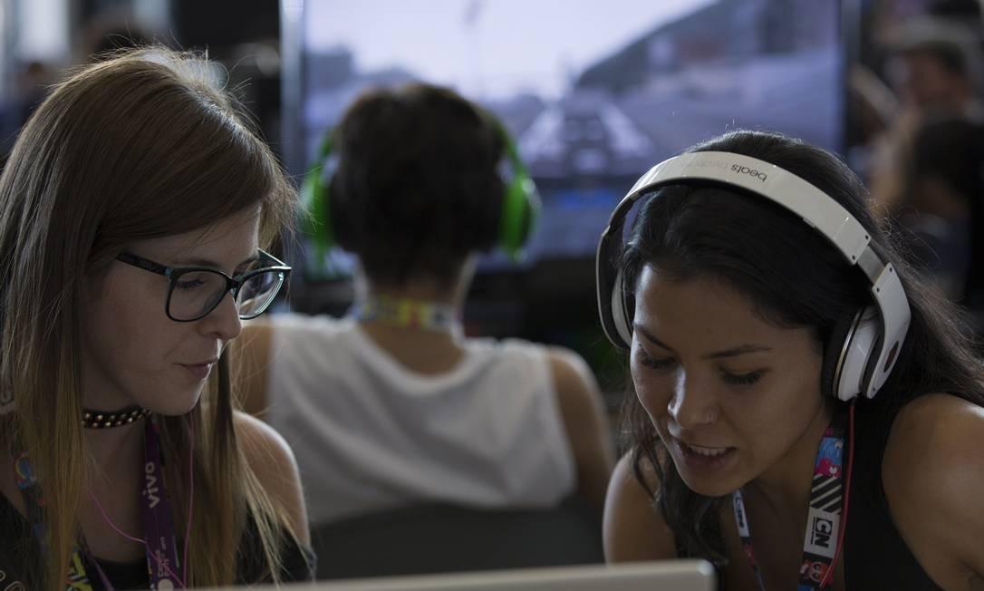 Segundo organização, mais de 5 mil campuseiros se inscreveram para o evento Michel Filho / Agência O Globo