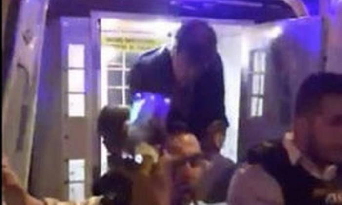 Polícia deteve suspeito de atropelar muçulmanos em Londres Foto: SOCIAL MEDIA / REUTERS
