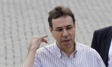Jorge Castanheira, presidente da Liesa Foto: Urbano Erbiste / Agência O Globo