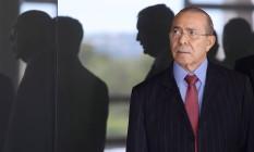 O ministro-chefe da Casa Civil, Eliseu Padilha Foto: Jorge William / Agência O Globo
