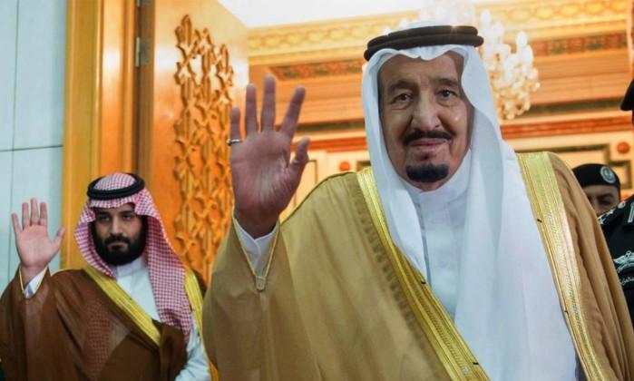 Resultado de imagem para príncipe herdeiro da Arábia Saudita mohammed bin salman