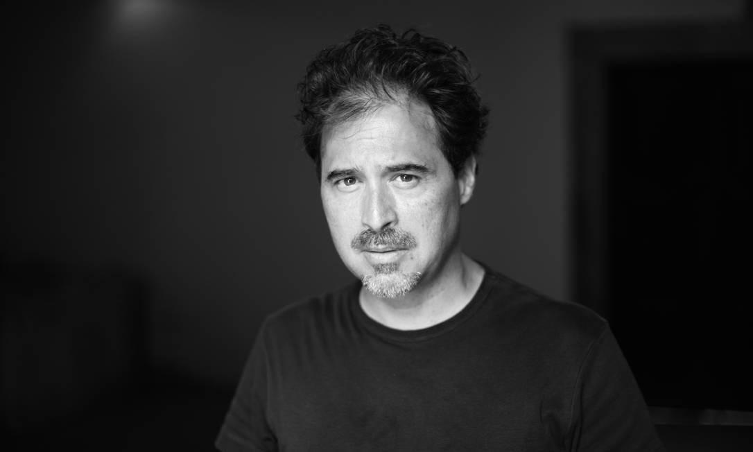 José Eduardo Agualusa: finalista do Man Booker Prize e vencedor do Dublin Award Foto: Divulgação / Agência O GLOBO