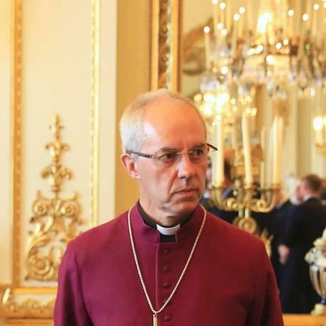 Justin Welby, arcebispo de Cantebury Foto: Paul Hackett / AFP