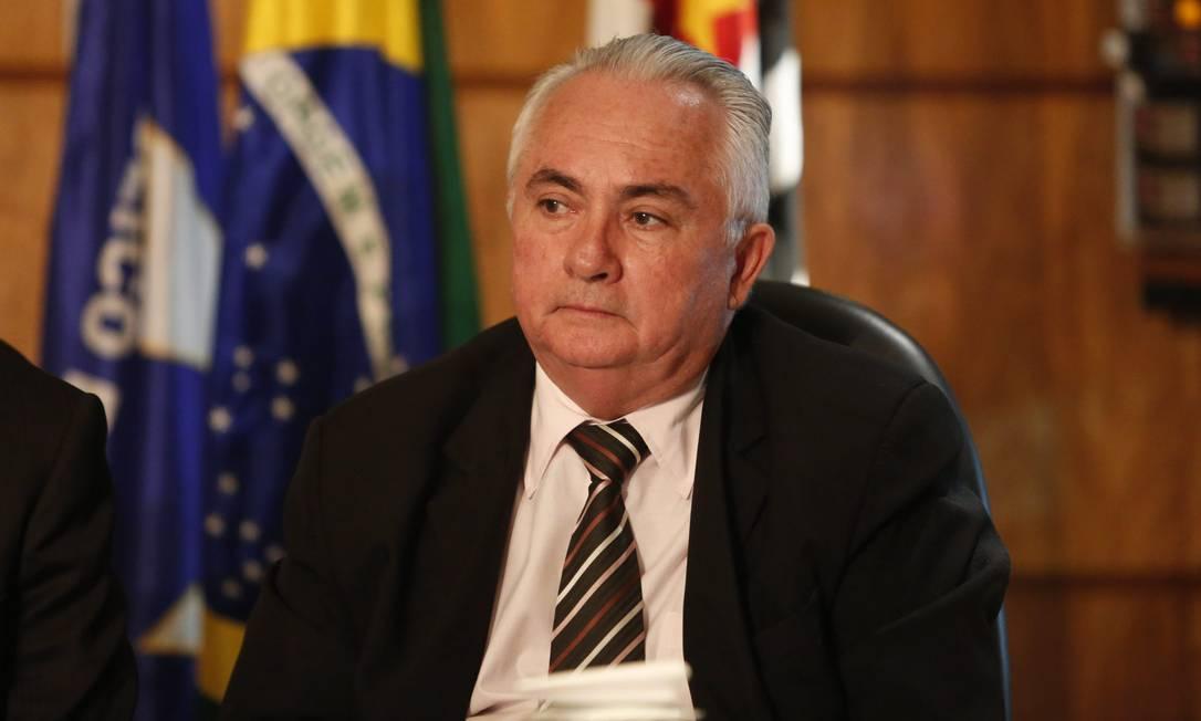 Eitel Santiago de Brito Pereira afirmou que aceitou o convite para o cargo de secretário-geral da PGR Foto: Marcos Alves / O Globo/29.05.2017