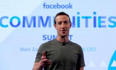 Mark Zuckerberg: nova missão do Facebook Foto: Nam Y. Huh/AP/21-6-2017