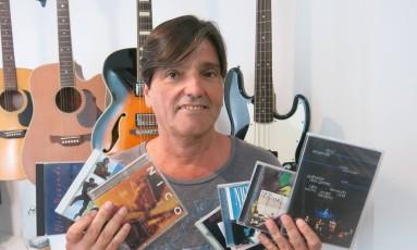 """Do primeiro disco de estúdio ao DVD """"Nico Rezende canta Chet Baker"""" se passaram 30 anos Foto: Agência O Globo / Adalberto Neto"""