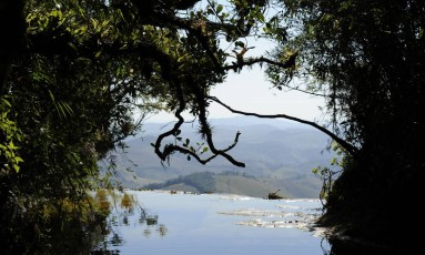 Janela do Céu. Atração mais famosa do lugar Foto: Evandro Rodney/Setur/Divulgação