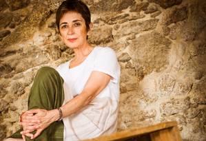 Pilar del Rio: viúva de Saramago participa de mesa que apresentará livro de cartas do português com Jorge Amado Foto: Bárbara Lopes / Agência O Globo