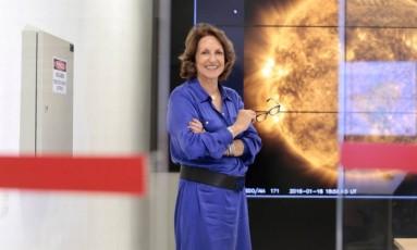 Thelma Krug, vice-presidente do Painel Intergovernamental sobre Mudanças Climáticas Foto: Edilson Dantas/19-1-2016