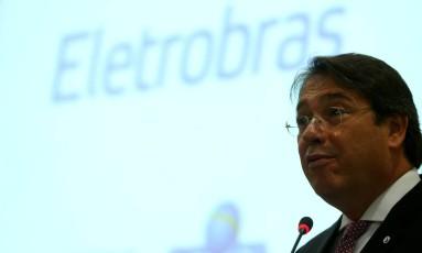 O presidente da Eletrobras, Wilson Ferreira Júnior Foto: Ailton de Freitas / Agência O Globo