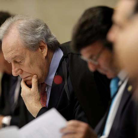 O ministro Ricardo Lewandowski Foto: Ueslei Marcelino / Reuters
