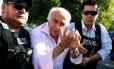 Roger Abdelmassih ficou internado por dois meses Foto: HO / AFP