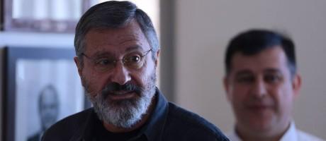 O ministro da Justiça, Torquato Jardim, e o diretor da PF, Leandro Daiello, em entrevista coletiva Foto: Jorge William / Agência O Globo
