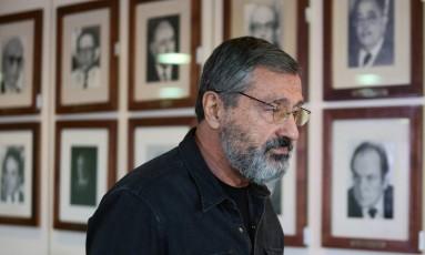 Ministro Torquato Jardim deu coletiva confusa sobre permanência de diretor-geral da PF Foto: Jorge William / Agência O Globo