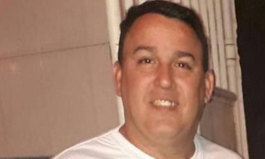 O motorista Edenis Rodrigues Salvador está desaparecido Foto: Divulgação/Reprodução