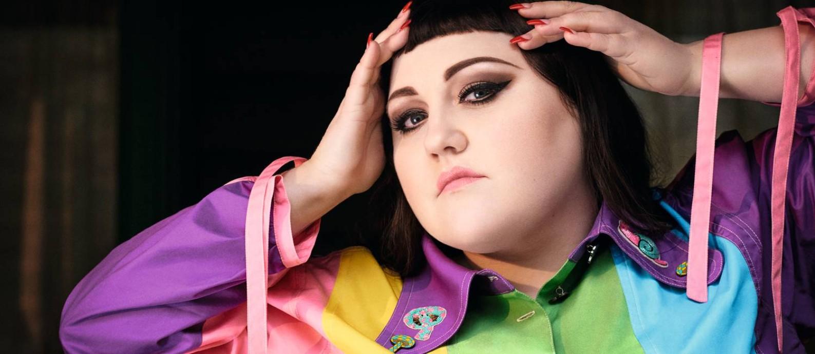 Beth Ditto, vocalista do Gossip, lança novo trabalho solo Foto: Divulgação