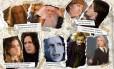 Ideias criadas por fanfics de Harry Potter Foto: Arte O GLOBO