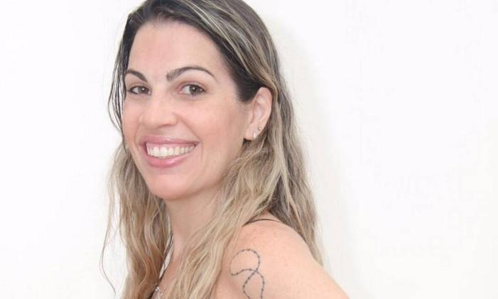 Nathalie Rios acreditava que o ex-namorado iria assumir filho que a farmacêutica esperava dele Foto: Divulgação/reprodução Facebook