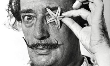 Salvador Dalí Foto: Divulgação