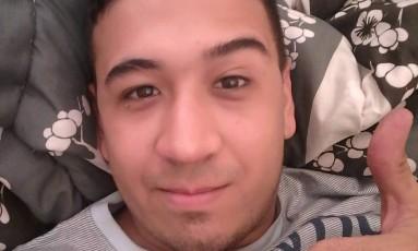 Estudante Felipe Cusatis foi morto durante assalto Foto: Reprodução