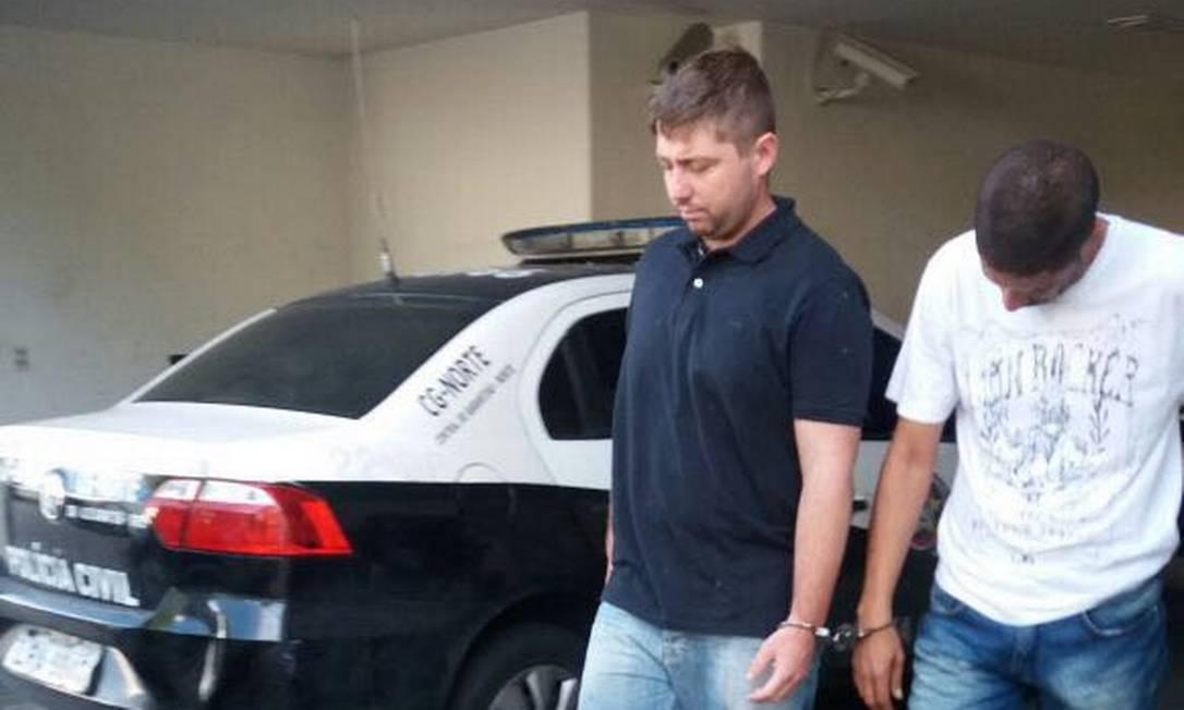 Dentista suspeito da morte de ex-namorada grávida é transferido para Gericinó