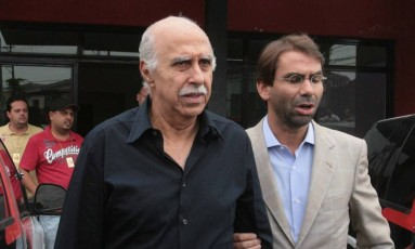 Roger Abdelmassih cumpre 181 anos de prisão por estuprar as pacientes Foto: Marcos Alves / Agência O Globo/24/12/2009