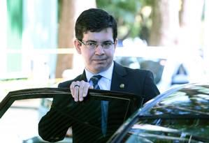 O senador Randolfe Rodrigues Foto: Jorge William / Agência O Globo / 25-5-17