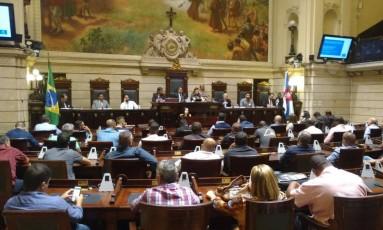 Audiência pública que tratou do aumento das tarifas de pedágio Foto: Divulgação