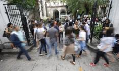 Alunos podem cursar universidades privadas com ajuda do Fies Foto: Alexandre Cassiano / Agência O Globo