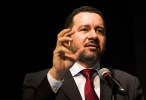 O ministro do Planejamento Dyogo Oliveira Foto: Mônica Imbuzeiro / Agência O Globo