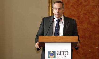Décio Oddone, diretor-geral da ANP Foto: Fábio Rossi / Agência O Globo