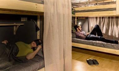 Serviço de sesta permite descansos a 20 euros em Madri Foto: @siesta_and_go