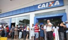 Recursos provenientes das contas inativas do FGTS cumprem papel relevante na reativação do consumo no Brasil, segundo CNC Foto: Divulgação