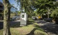 Guarita vazia na Avenida Alda Garrido: alvo de invasões