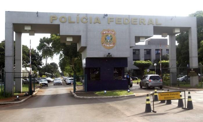 PF faz busca e apreensão na sede da Caixa em Brasília