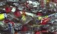 Especialistas alertam para necessidade de reduzir consumo de garrafas plásticas