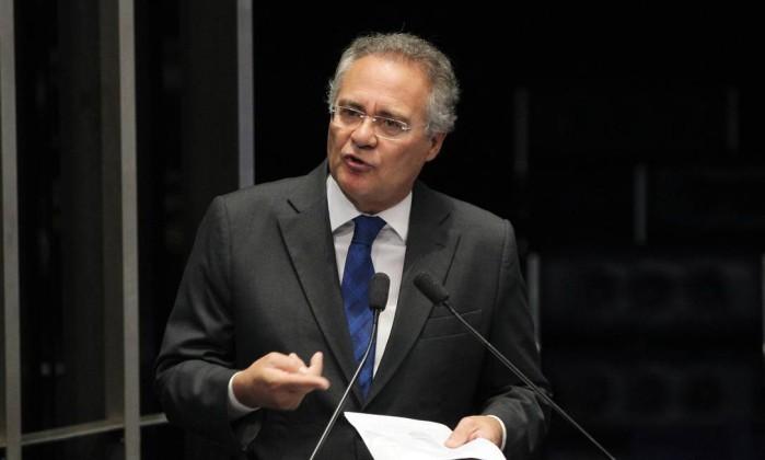 Fux abre novo inquérito no STF contra Renan Calheiros