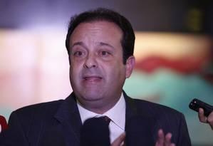 O líder do governo na Câmara, André Moura (PSC-SE) Foto: Ailton de Freitas / Agência O Globo