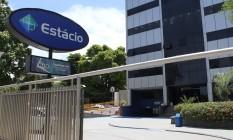 Campus da Estácio Foto: Zeca Gonçalves / Agência O Globo