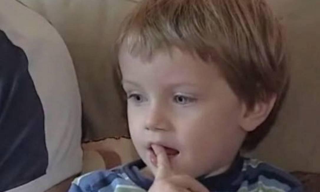 O menino britânico Oscar Wrigley, que teve o QI comparado ao de Einstein: além da vantagem da inteligência, ele tem menor chance de morrer precocemente, indica pesquisa Foto: Arquivo/13-10-2009