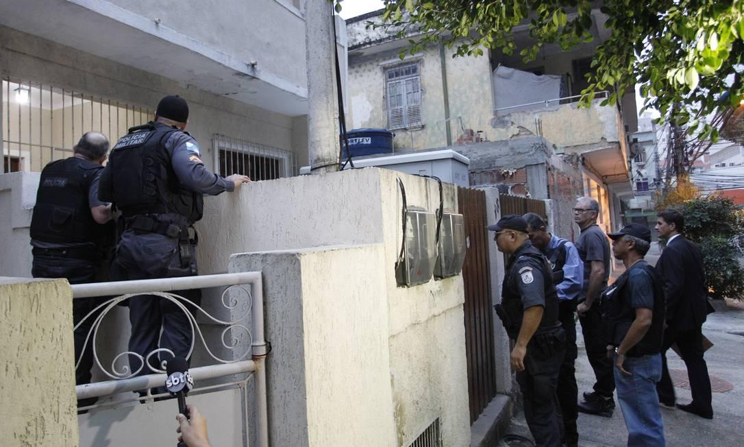 Operação Calabar: mais de 90 PMs são acusados de envolvimento com o tráfico
