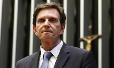 O prefeito do Rio, Marcelo Crivella Foto: Givaldo Barbosa - 26/07/2017 / Agência O Globo