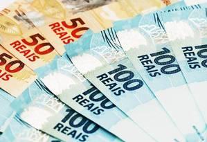 Nos primeiros cinco meses do ano, o resultado acumulado é de um déficit de R$ 34,98 bilhões Foto: Arquivo