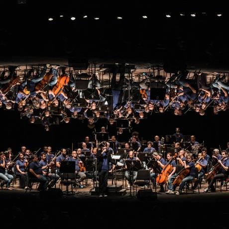 Orquestra Petrobras Sinfônica é uma das atrações Foto: Divulgação/ Laís Moss