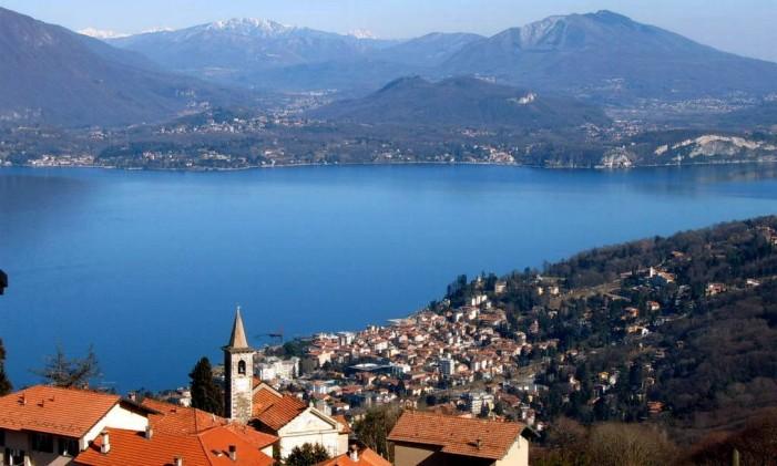 Lago Maggiore, em Stresa, Itália Foto: Markus Bernet / Creative Commons