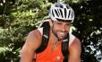 Vinicius Zimbrão teve câncer de testículo e se tratou em 2014 com ajuda de exercícios físicos e dieta equilibrada